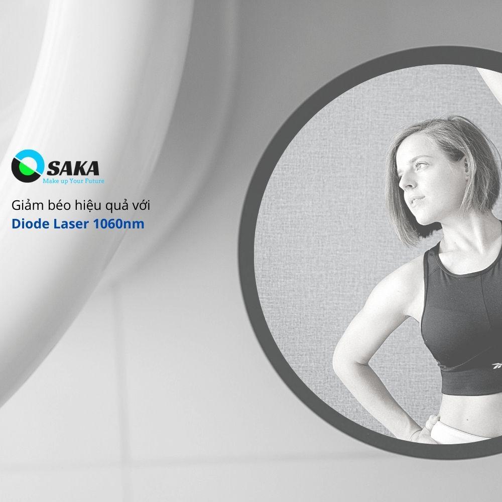 Giảm béo hiệu quả với Diode Laser 1060nm