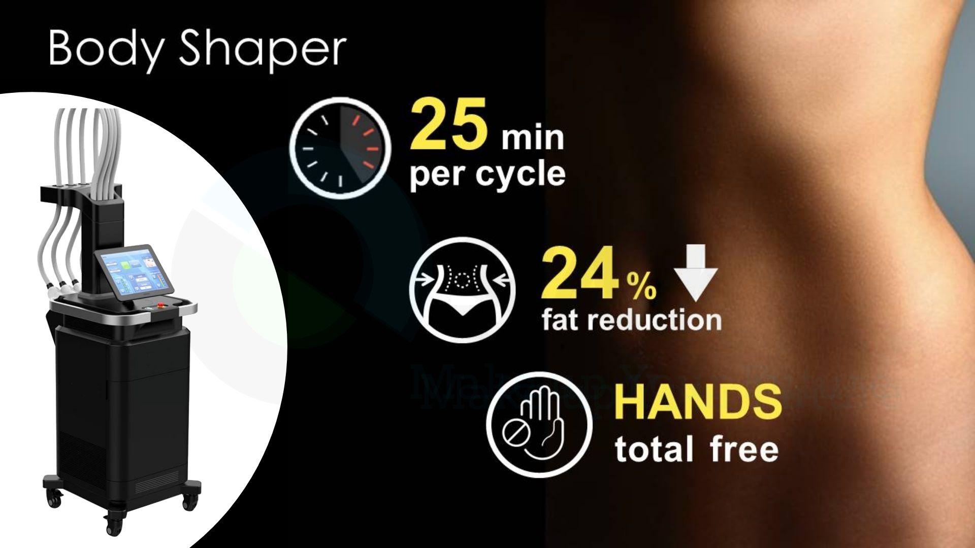 Giảm béo hiệu quả vùng mỡ cứng đầu