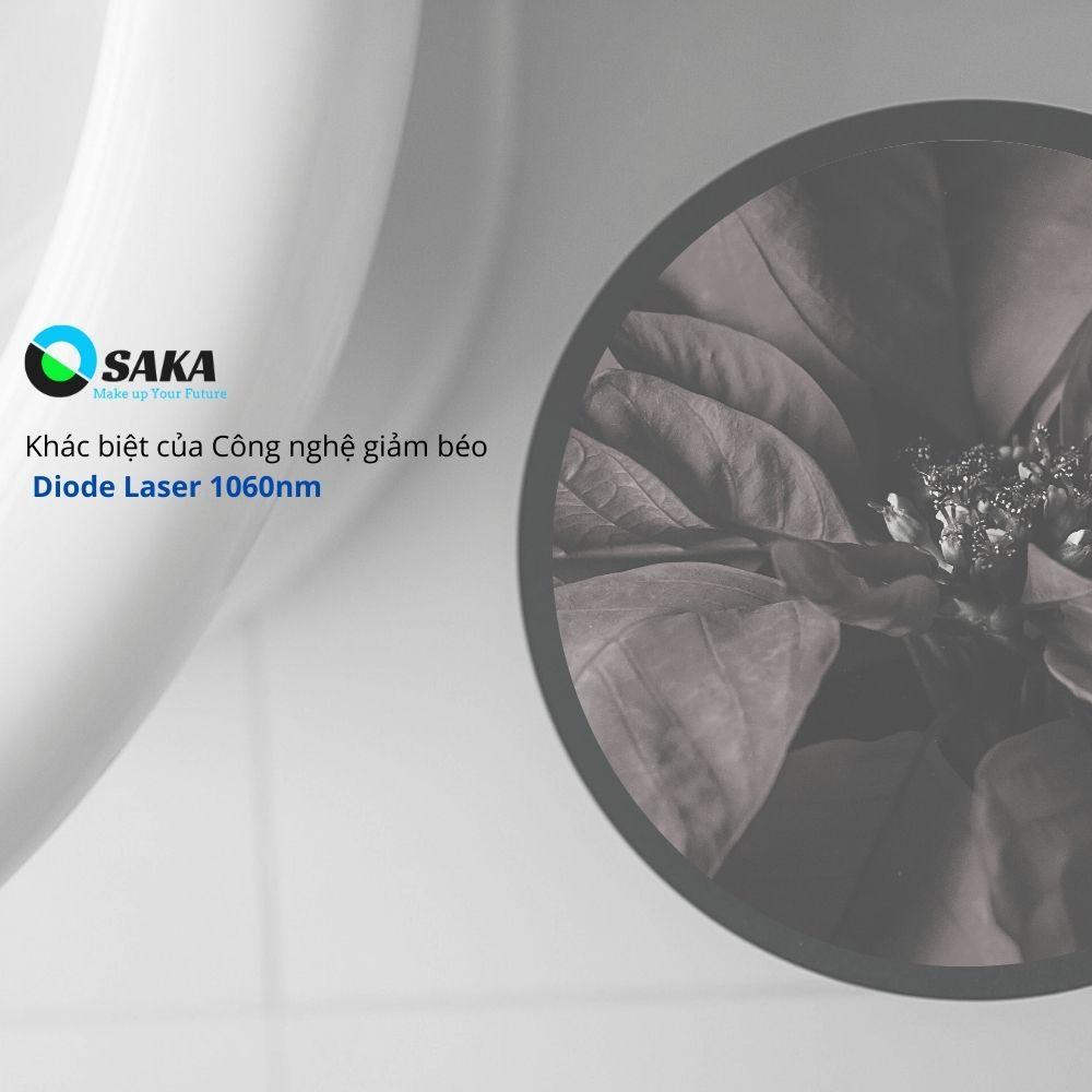 Khác biệt máy giảm béo Diode Laser 1060nm