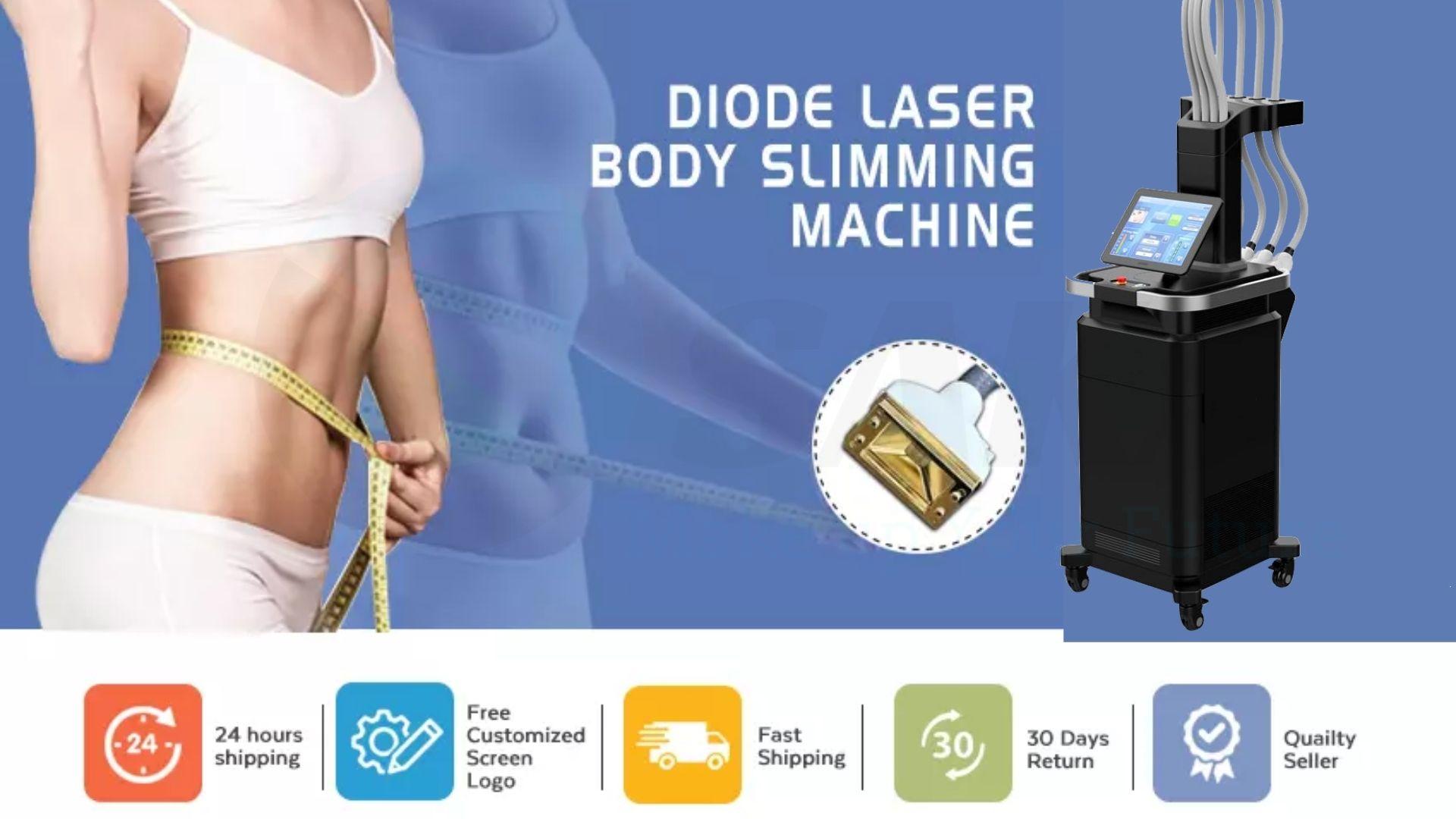 Máy giảm béo diode laser 1060nm