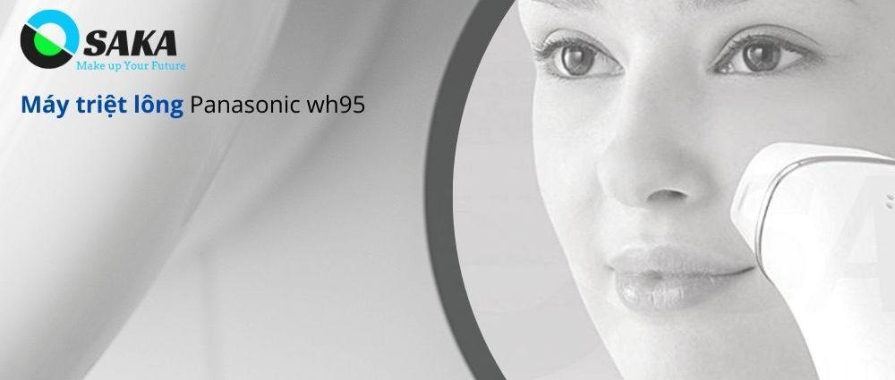 Máy triệt lông Panasonic WH95