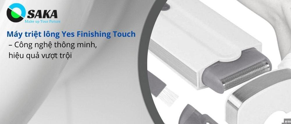 Máy triệt lông YES Finishing Touch
