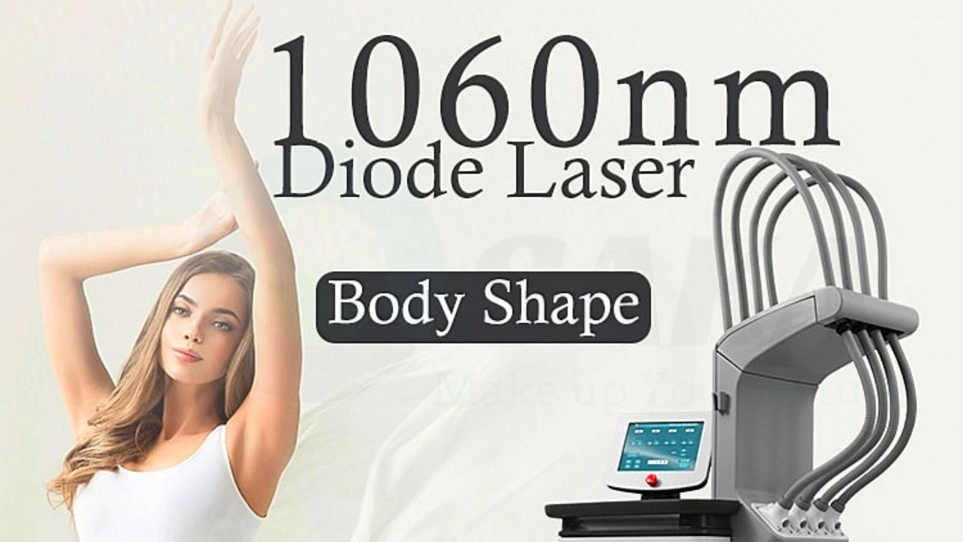 Nghiên cứu công nghệ diode laser 1060nm