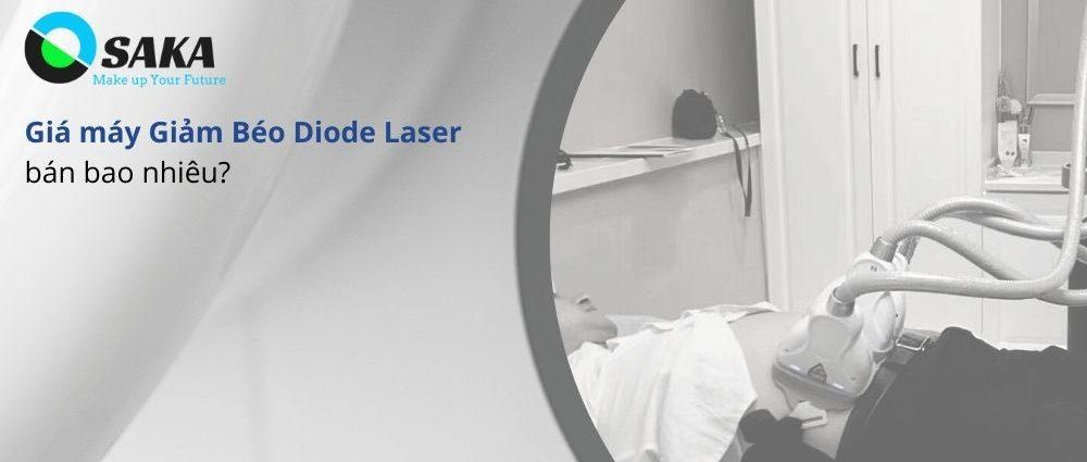 Giá máy giảm béo Diode Laser