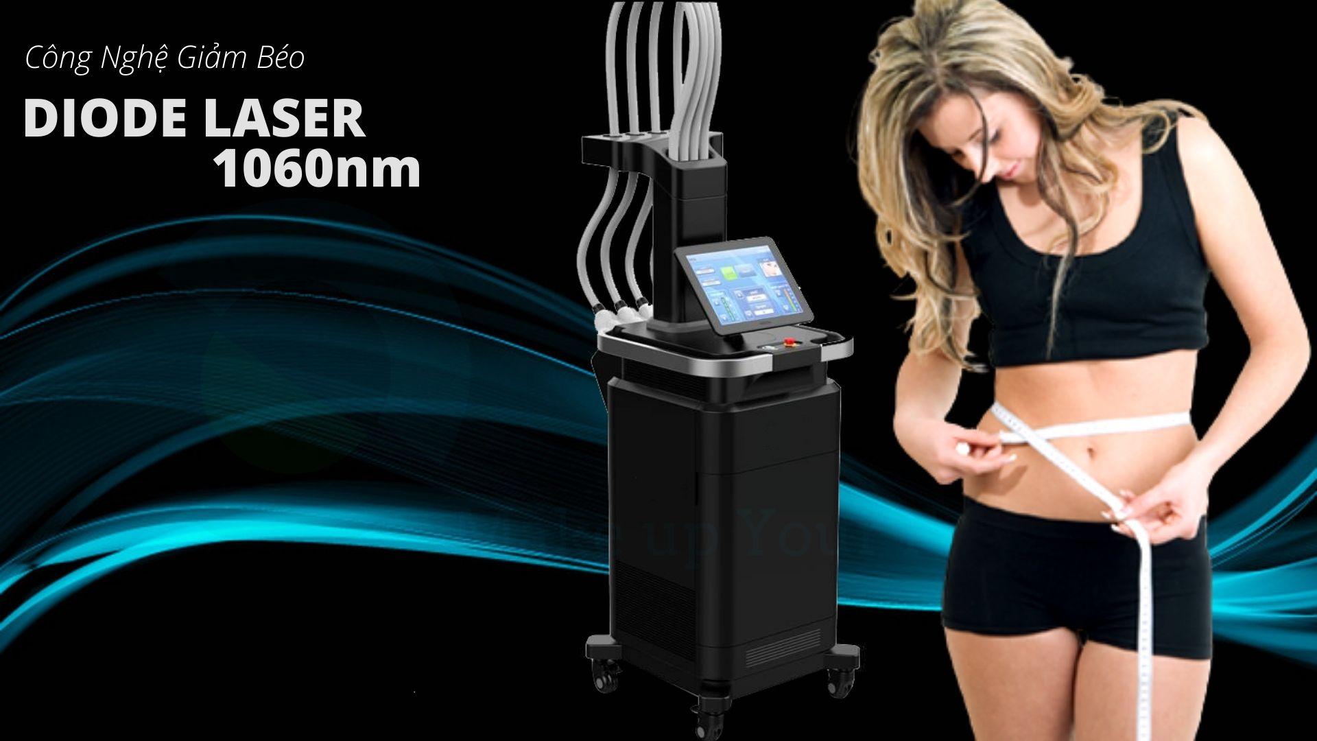 Giảm béo diode laser 1060nm