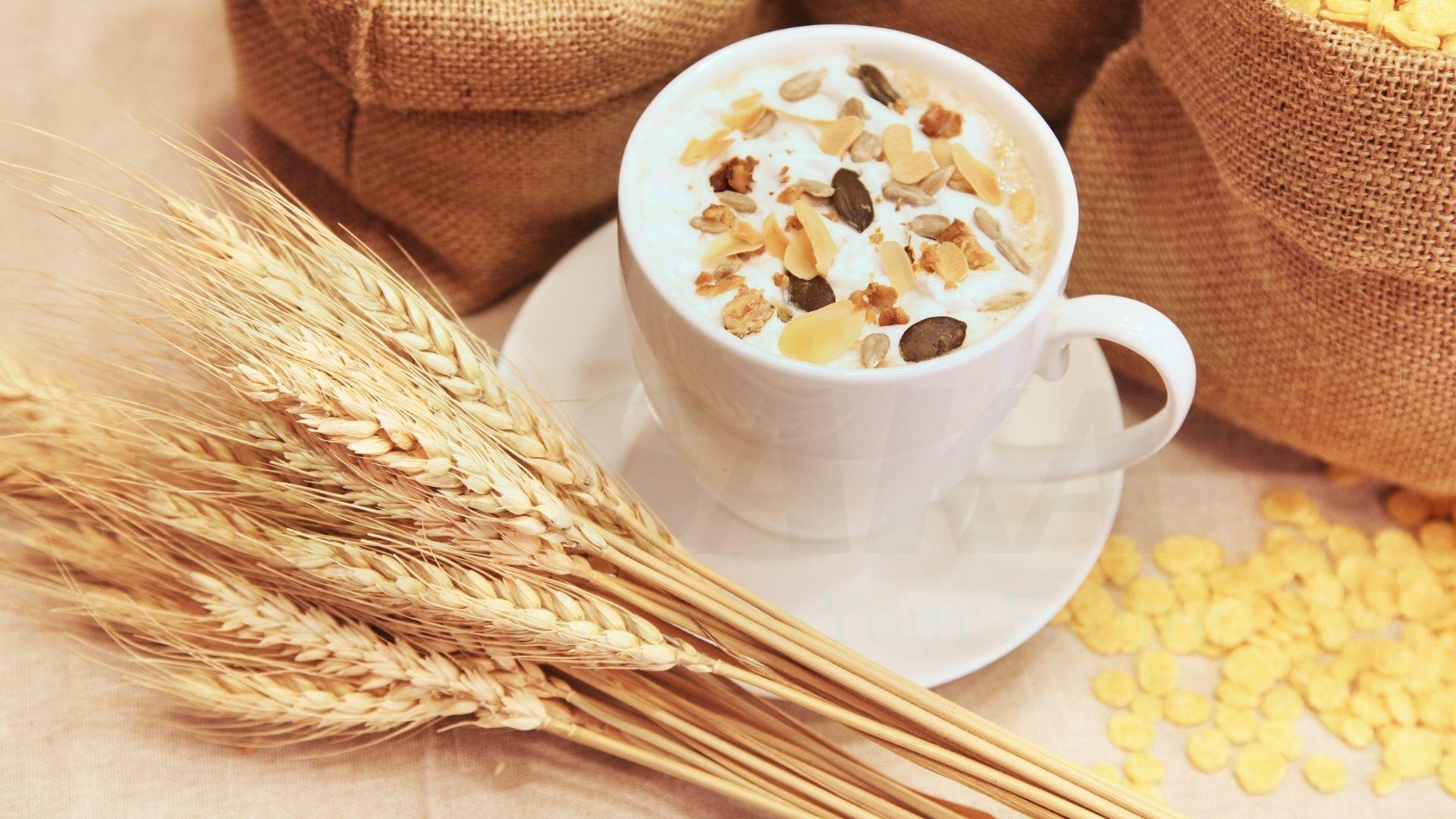 Giảm cân với hạt ngũ cốc