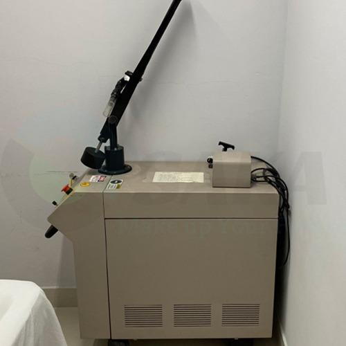 Máy điều trị Sắc tố, Nám Medlite IV qua sử dụng