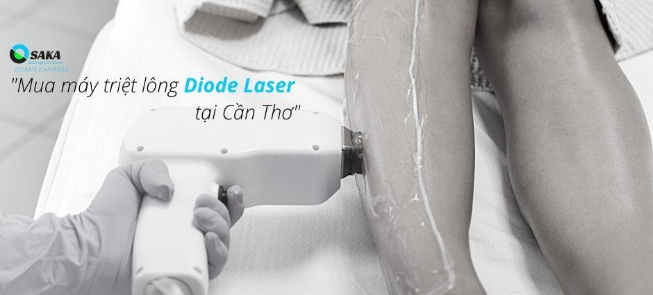 Mua máy triệt lông Diode Laser tại Cần Thơ
