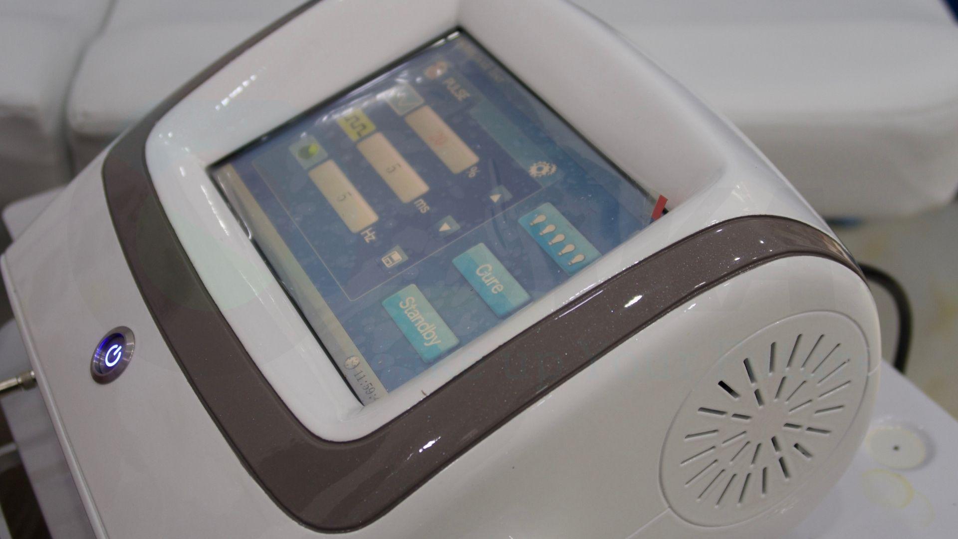 Nguyên lý hoạt động máy xóa mao mạch Diode Laser 980nm