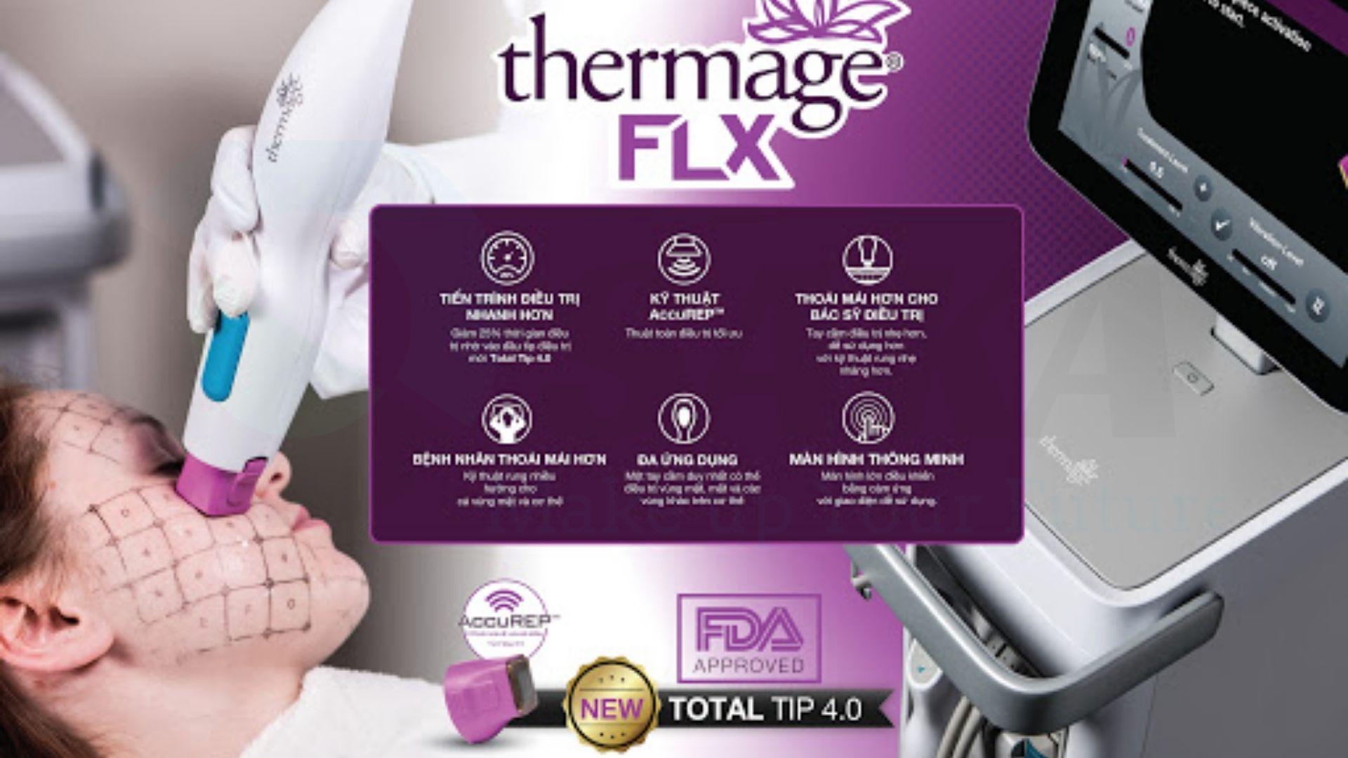 Công nghệ nâng cơ Thermage FLX