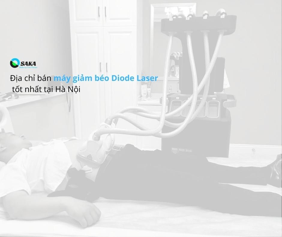 Địa chỉ bán máy Diode Laser tốt nhất tại Hà Nội