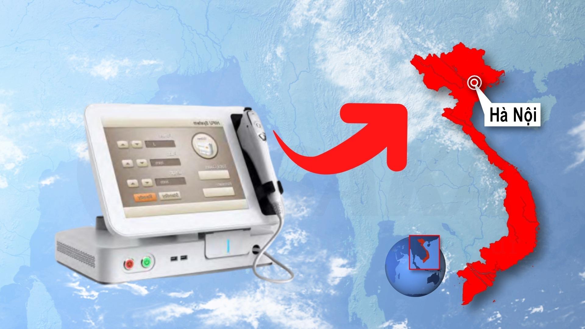 Địa chỉ mua máy HIFU giá tốt tại Hà Nội
