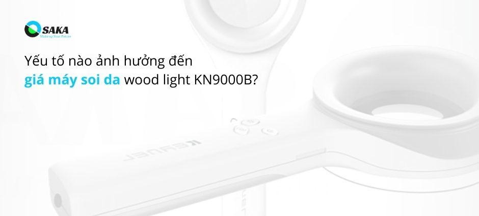Giá máy soi da wood light