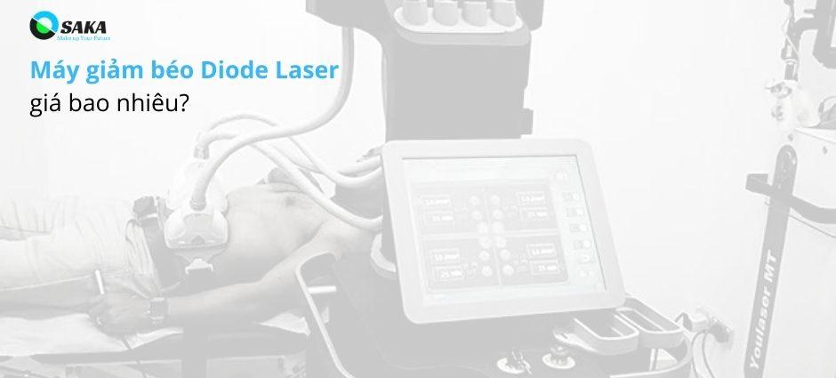 Máy giảm béo Diode Laser giá bao nhiêu