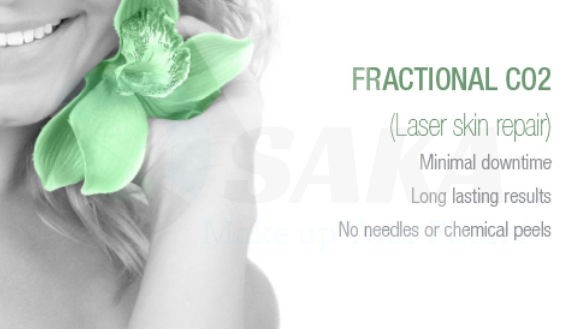 Nhu cầu điều trị Laser CO2 Fractional