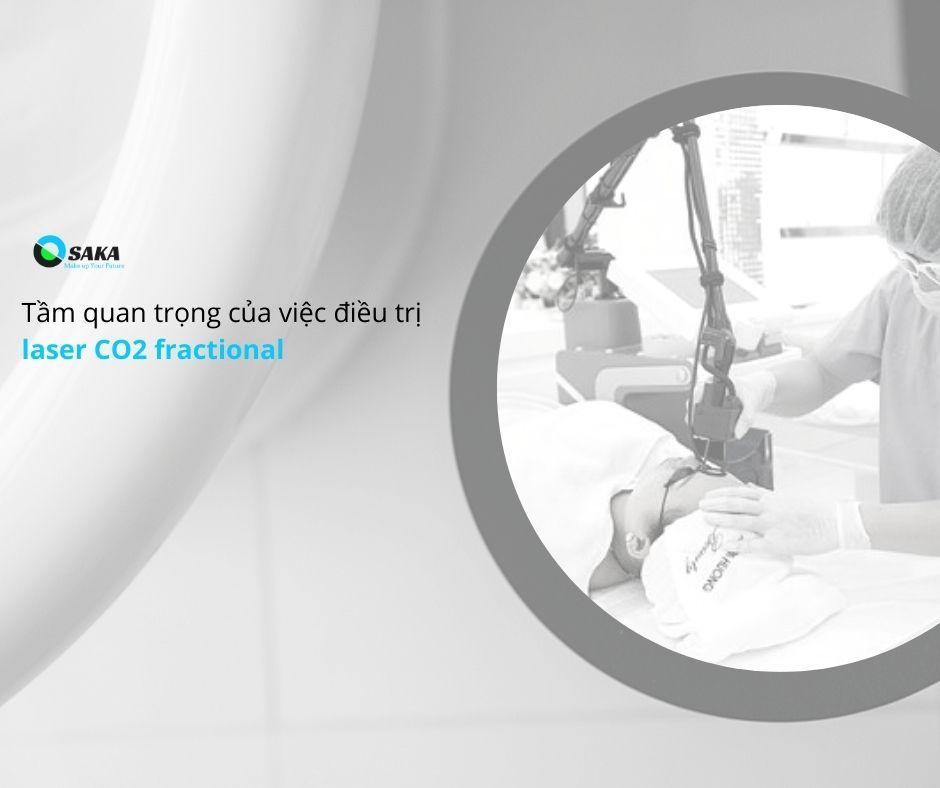 Tầm quan trọng điều trị Laser CO2 Fractional