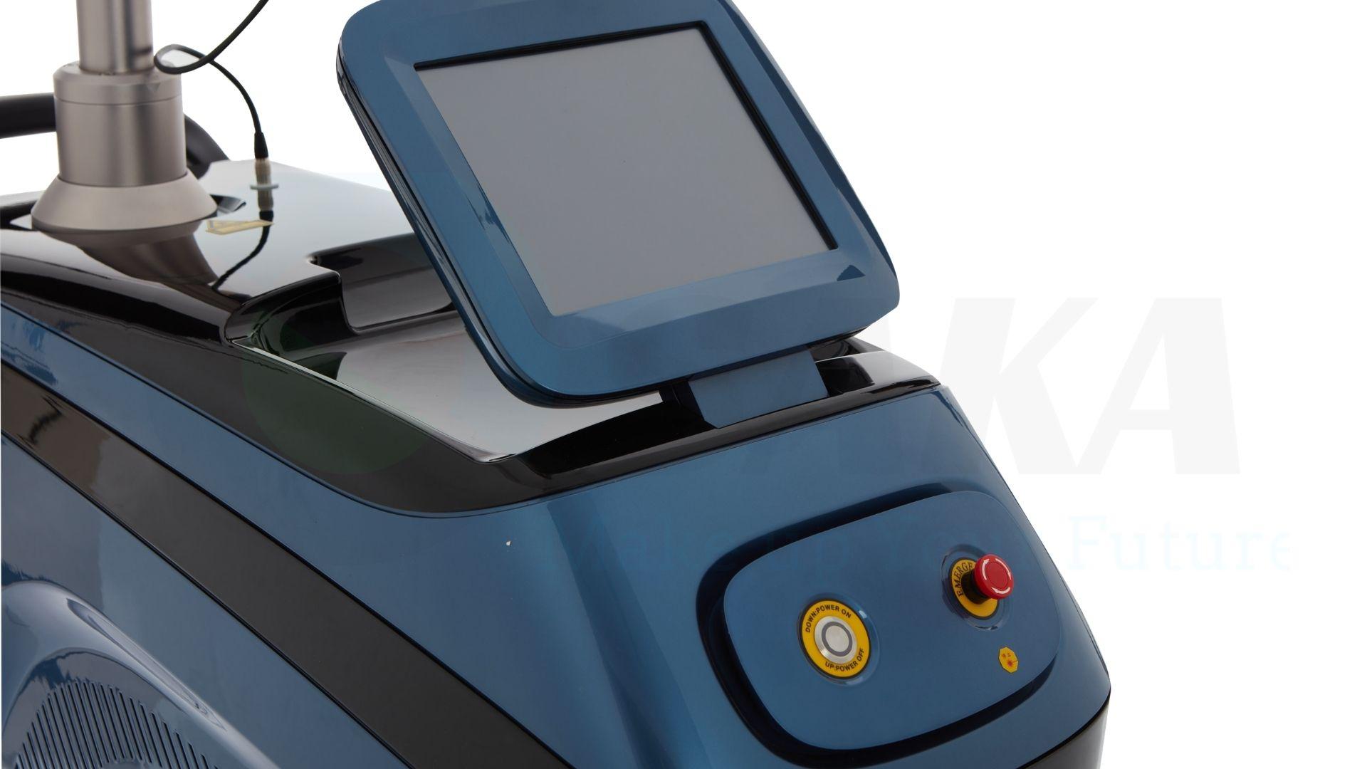 Trẻ hóa da bằng Laser ND YAG