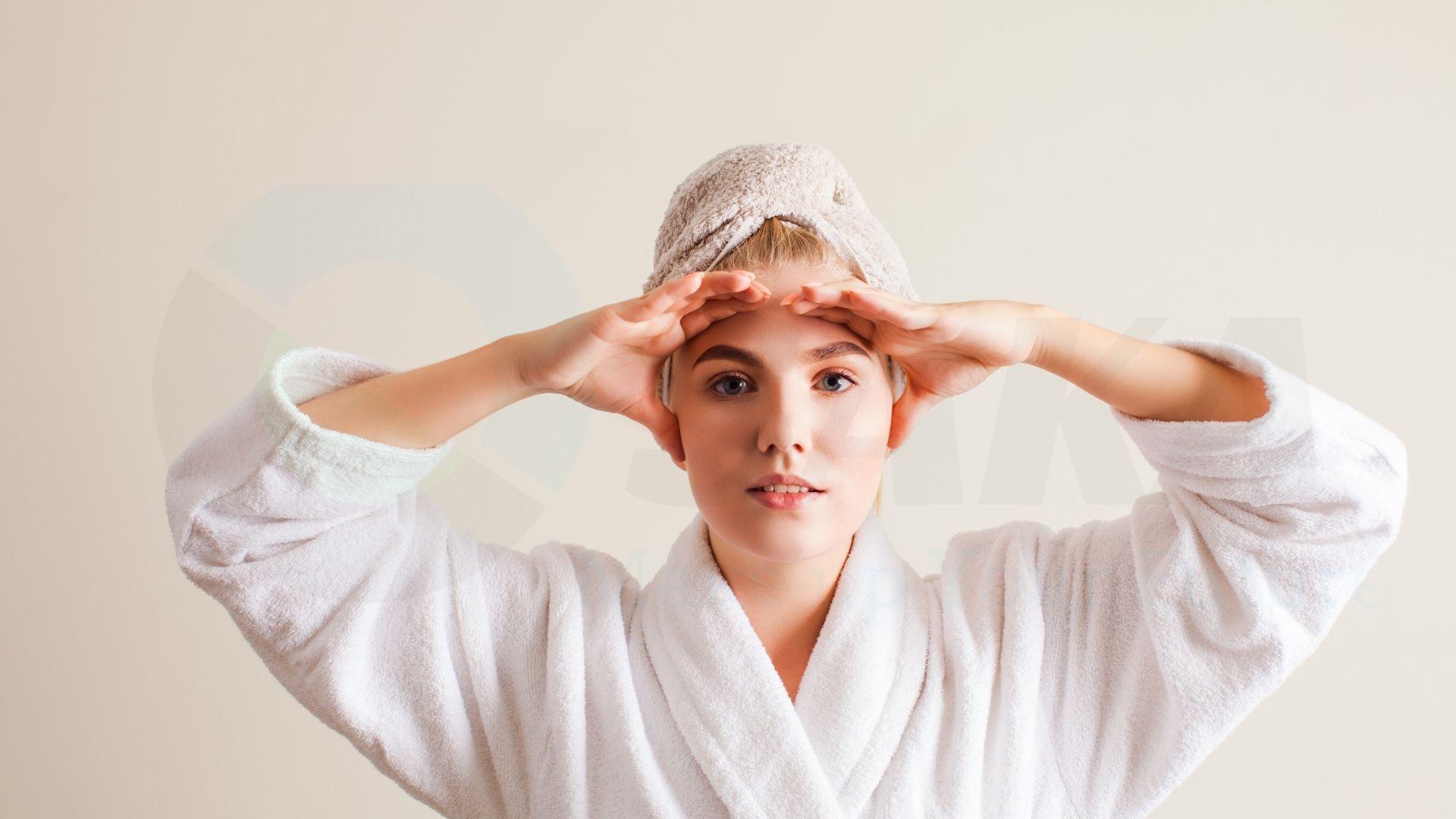 Trẻ hóa da vùng mắt qua bài tập yoga