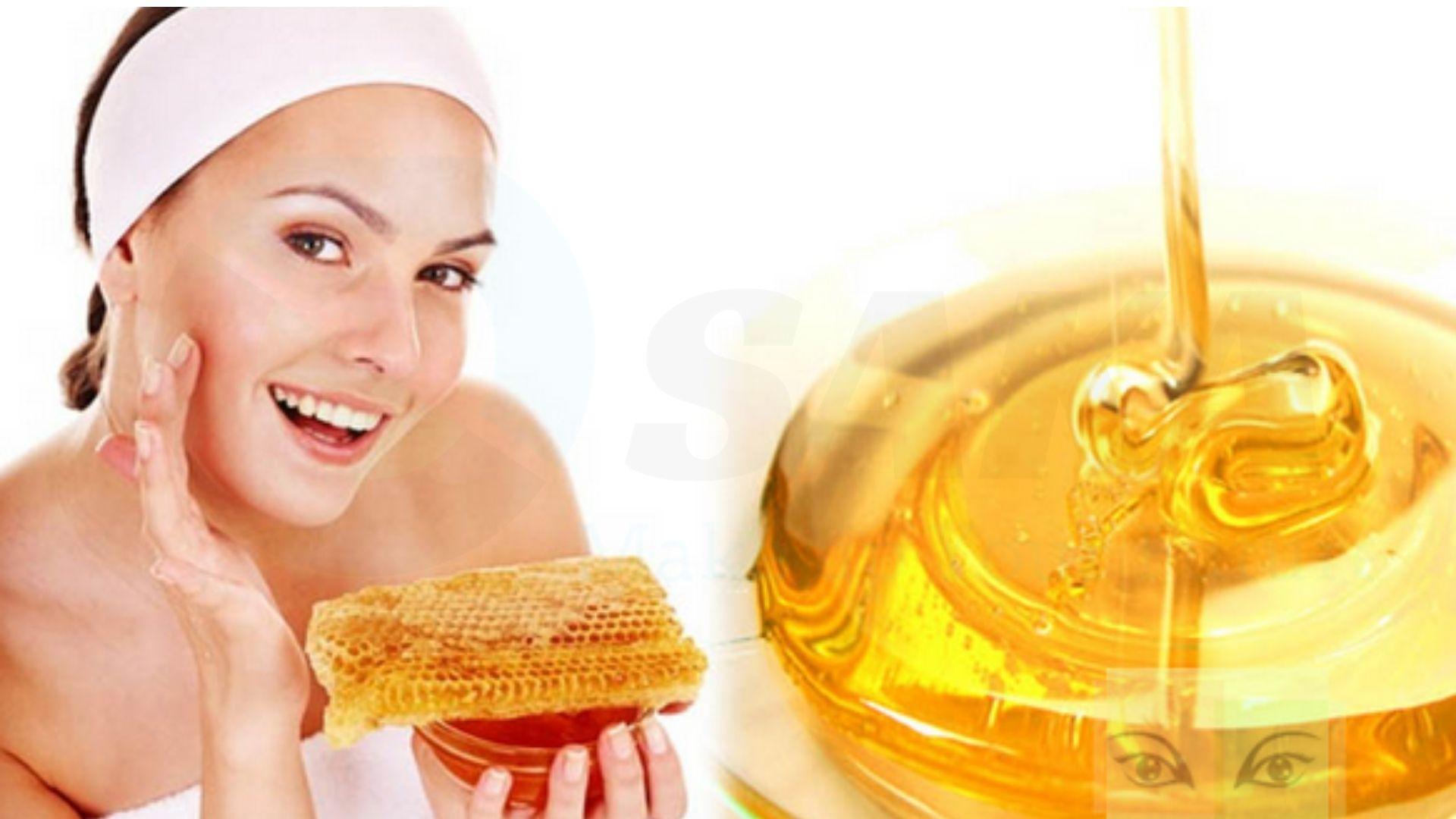 Trị nám bằng mật ong