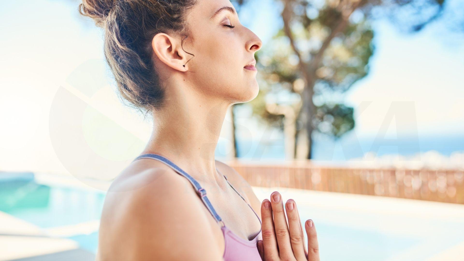 Yoga có giúp trẻ hóa da không