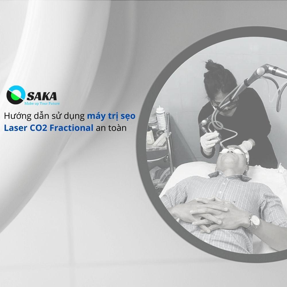 Hướng dẫn sử dụng công nghệ Laser CO2 Fractional