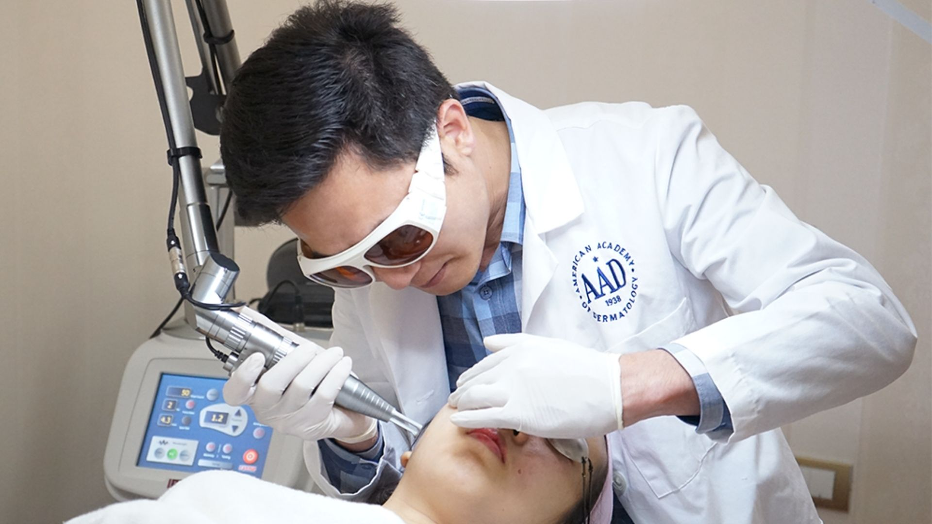 Lưu ý điều trị nám công nghệ Q-Switched ND YAG