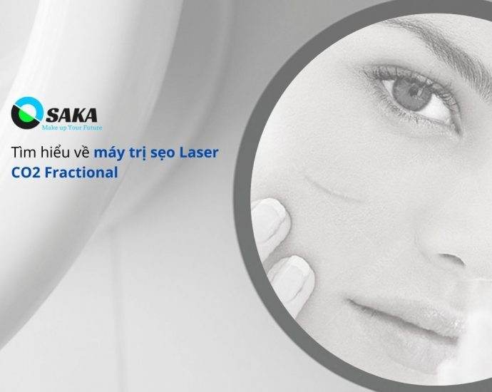 Tìm hiểu máy trị sẹo Laser CO2 Fractional