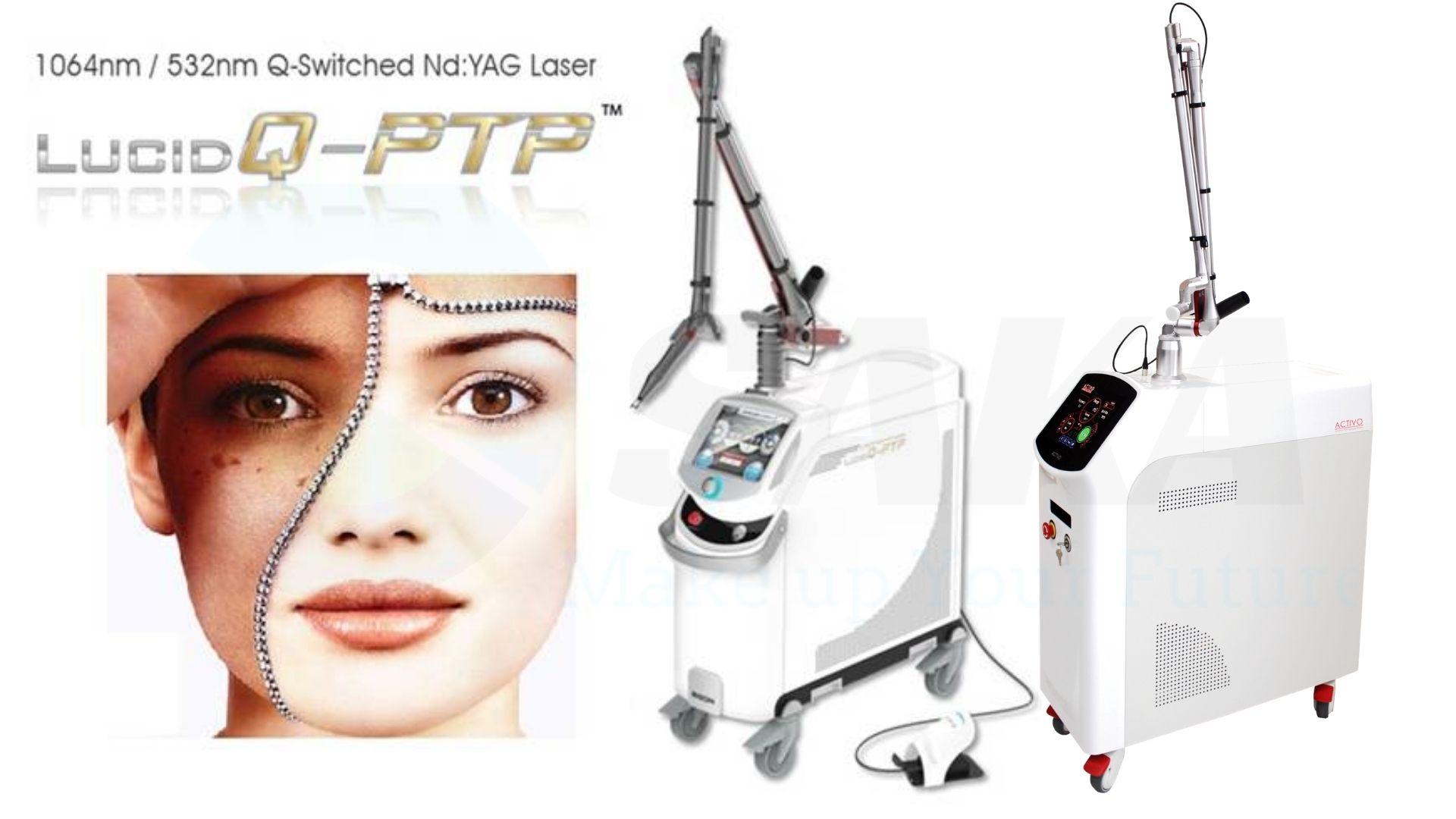 Ưu điểm công nghệ trị nám Q-Swithched ND YAG