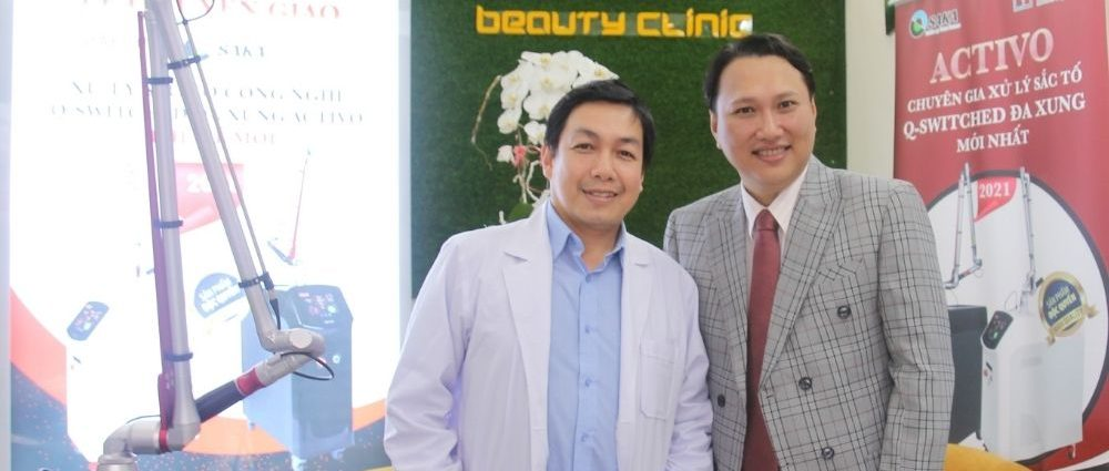 Chuyển giao công nghệ Activo Dr. Huy Clinic