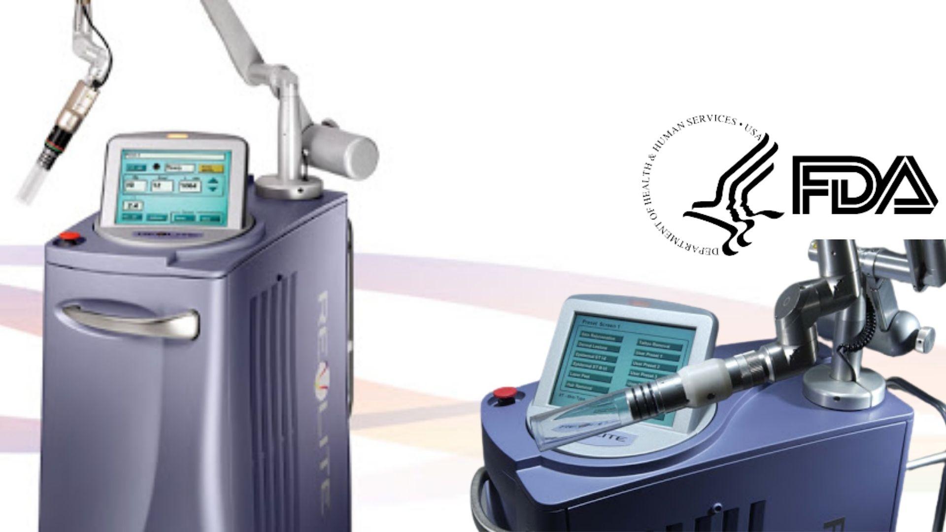 Laser Revlite máy trị nám FDA