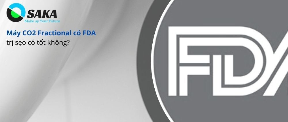 Máy Laser CO2 Fractional chứng nhận FDA
