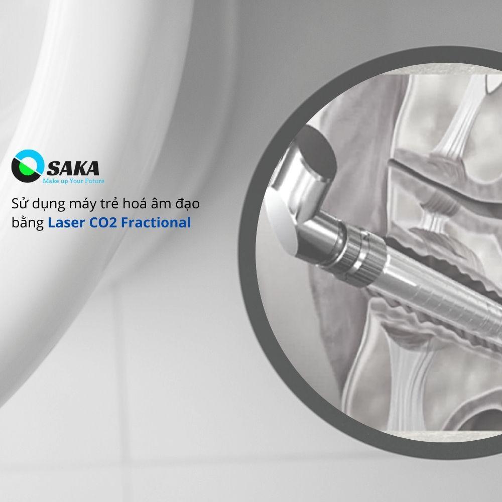 Những lưu ý khi sử dụng Laser CO2 Fractional trẻ hóa âm đạo