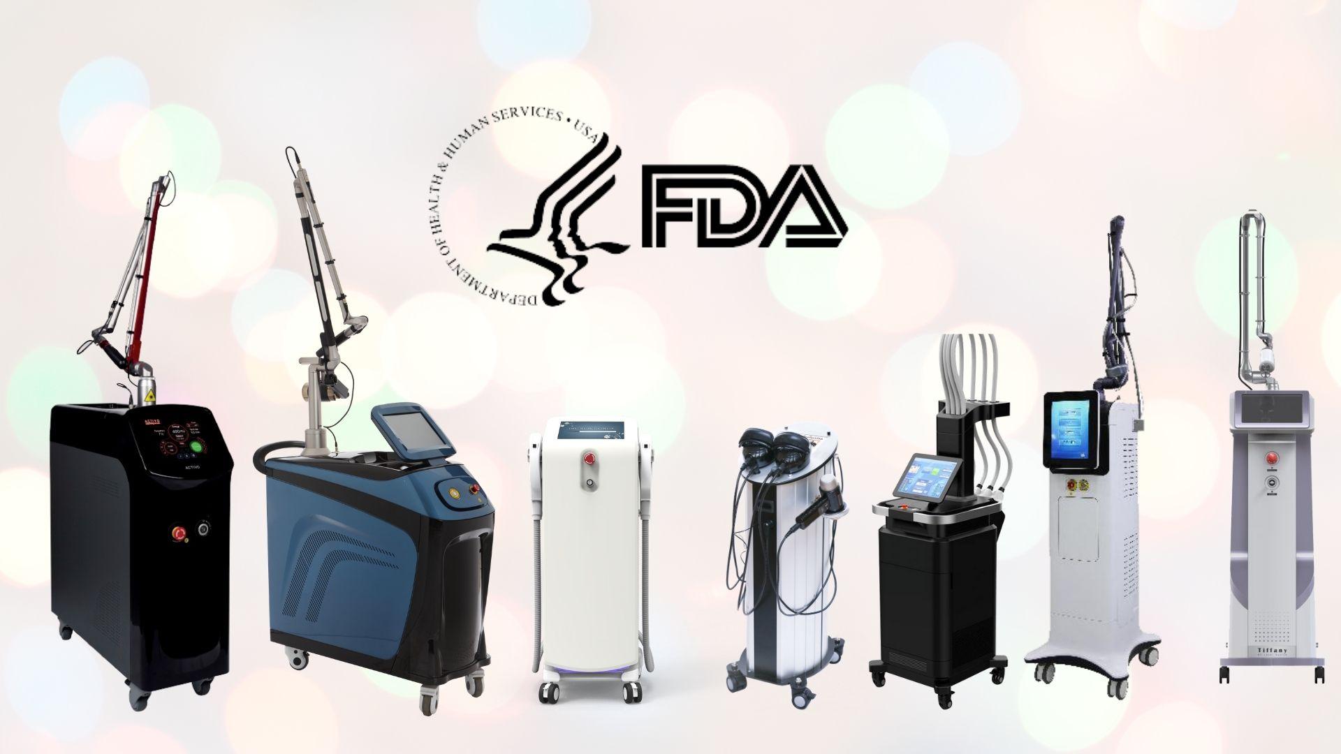 Thiết bị Thẩm mỹ cấp chứng nhận FDA