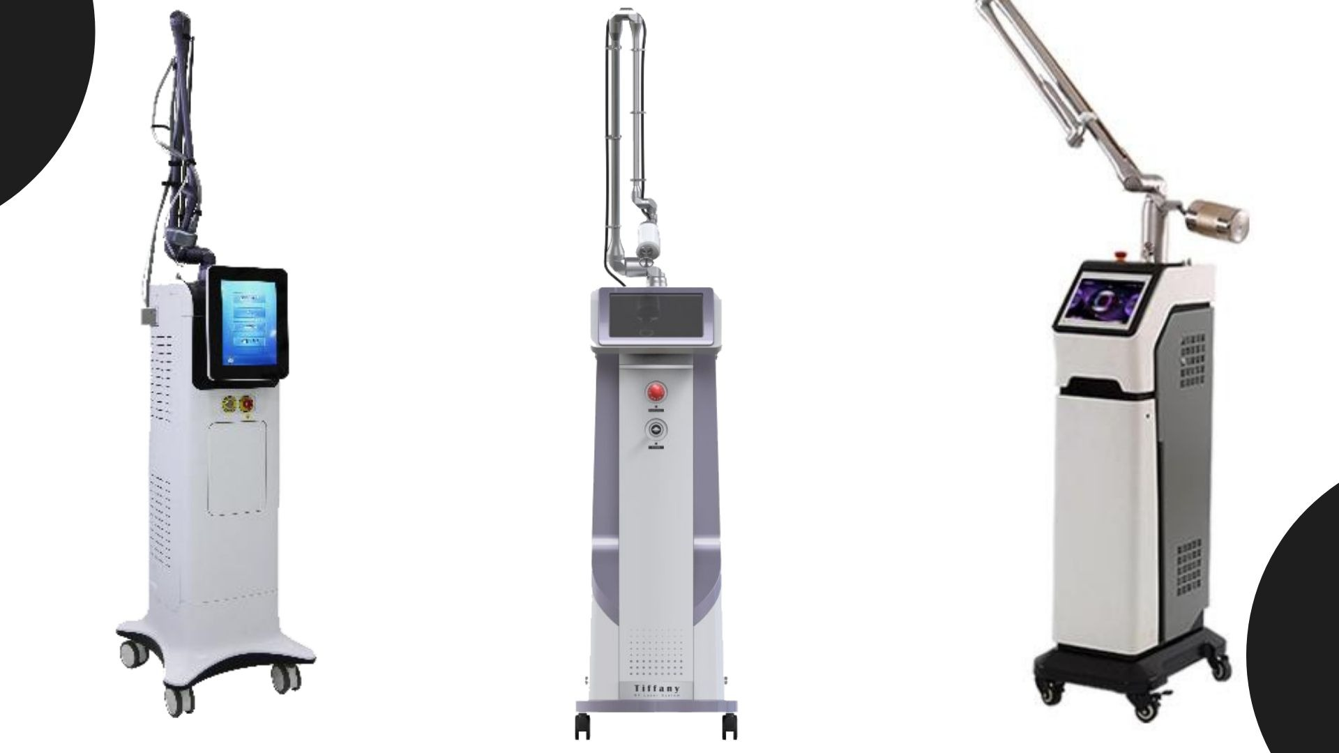 Top 3 máy Laser CO2 Fractional