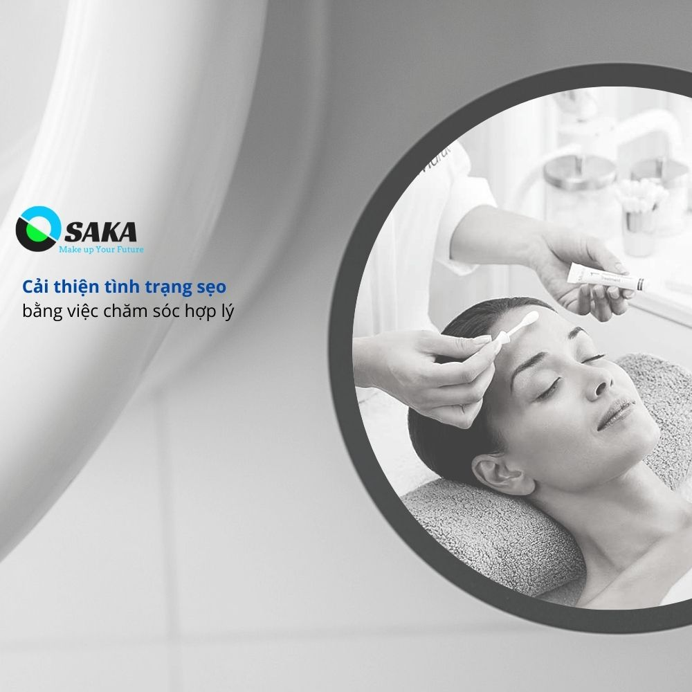 Cách chăm sóc da không bị sẹo sau thương tổn