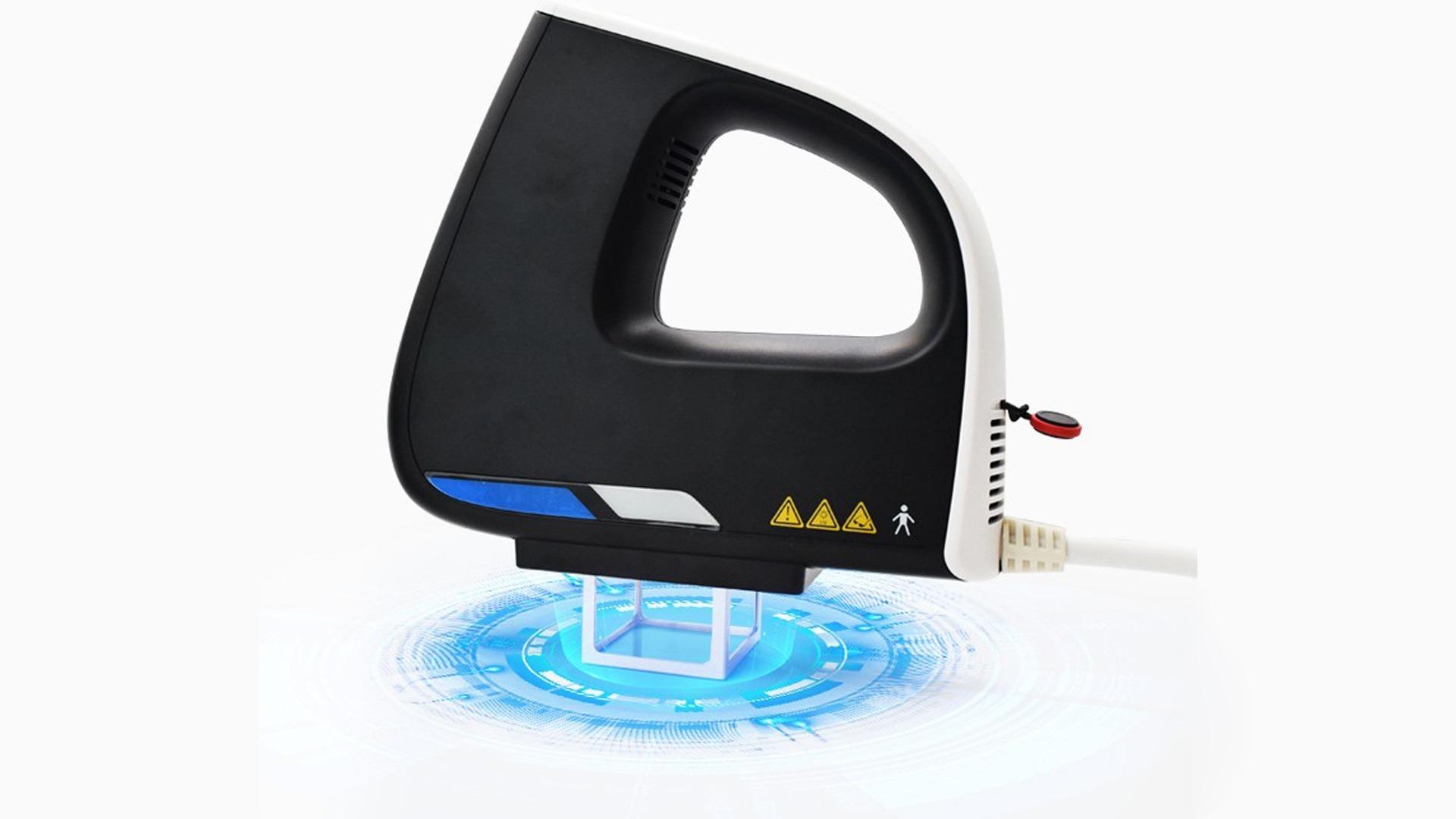 Cường độ chiếu xa máy điều trị vảy nến Excimer Laser 308nm