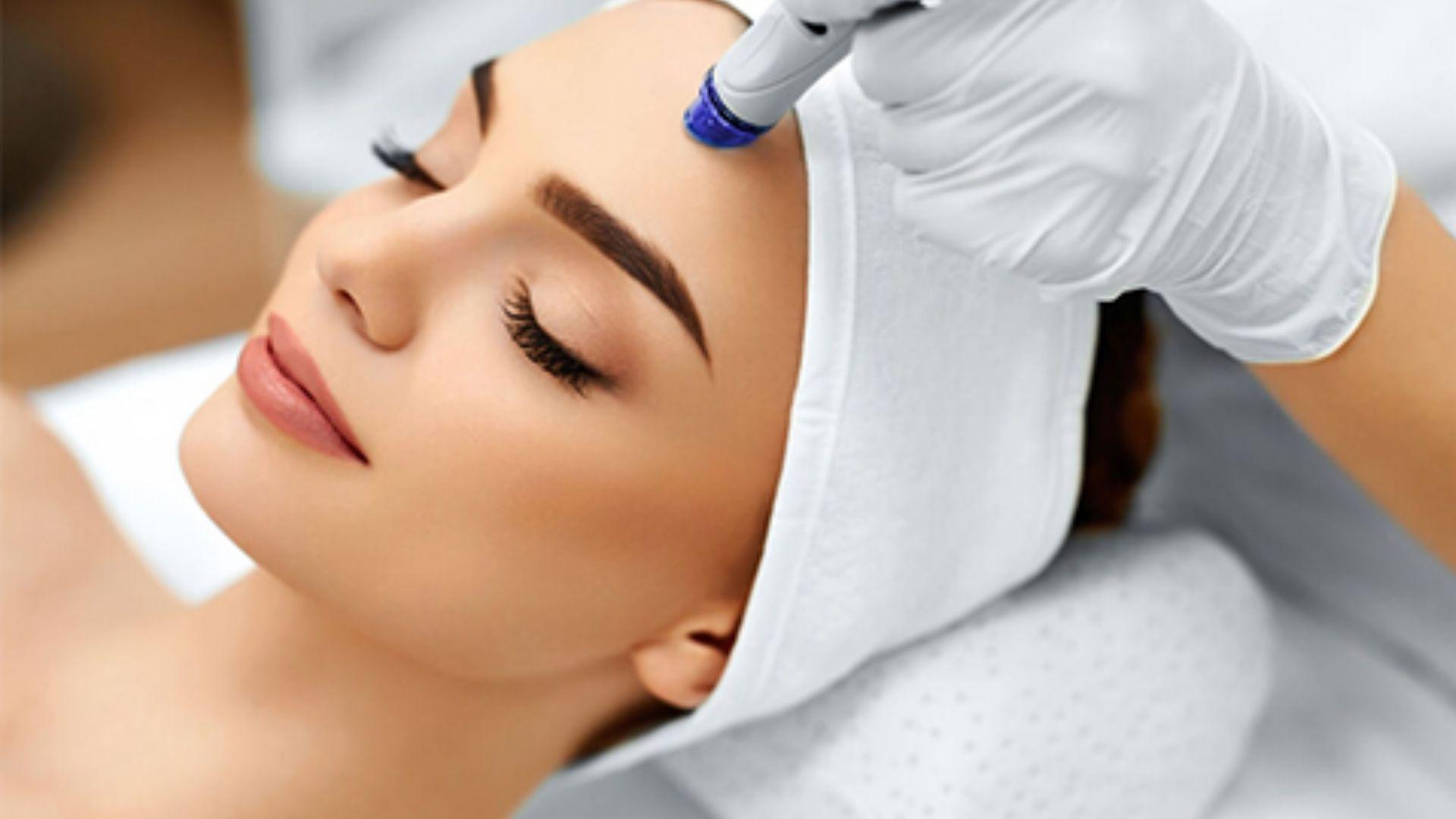 Chăm sóc da sau khi trị thâm bằng laser