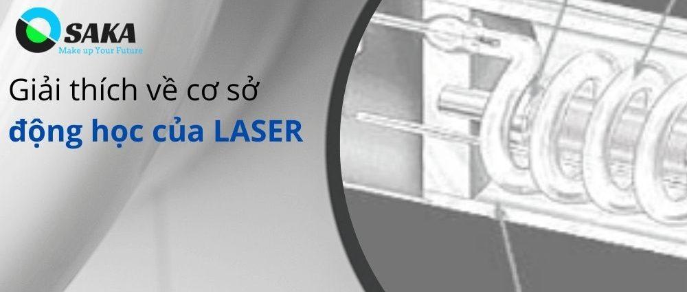 Giải thích cơ sở động học của laser
