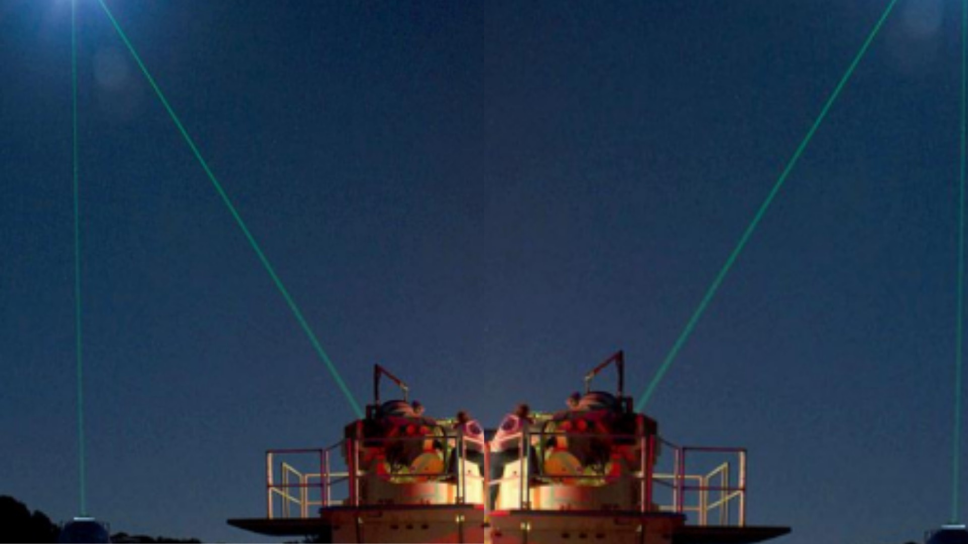 Ứng dụng laser nguyên cứu vũ trụ