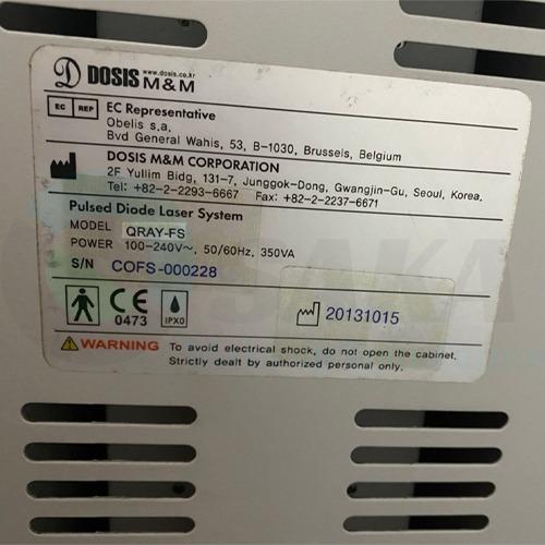 Máy Laser CO2 QRAY qua sử dụng