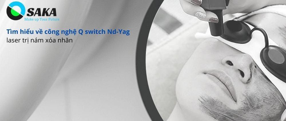 Tìm hiểu về công nghệ Q-switched Nd-Yag Laser