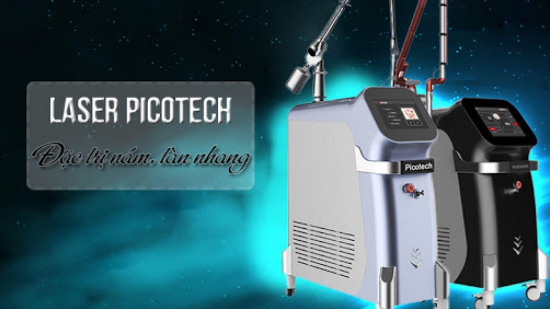 Tìm hiểu về laser picotech