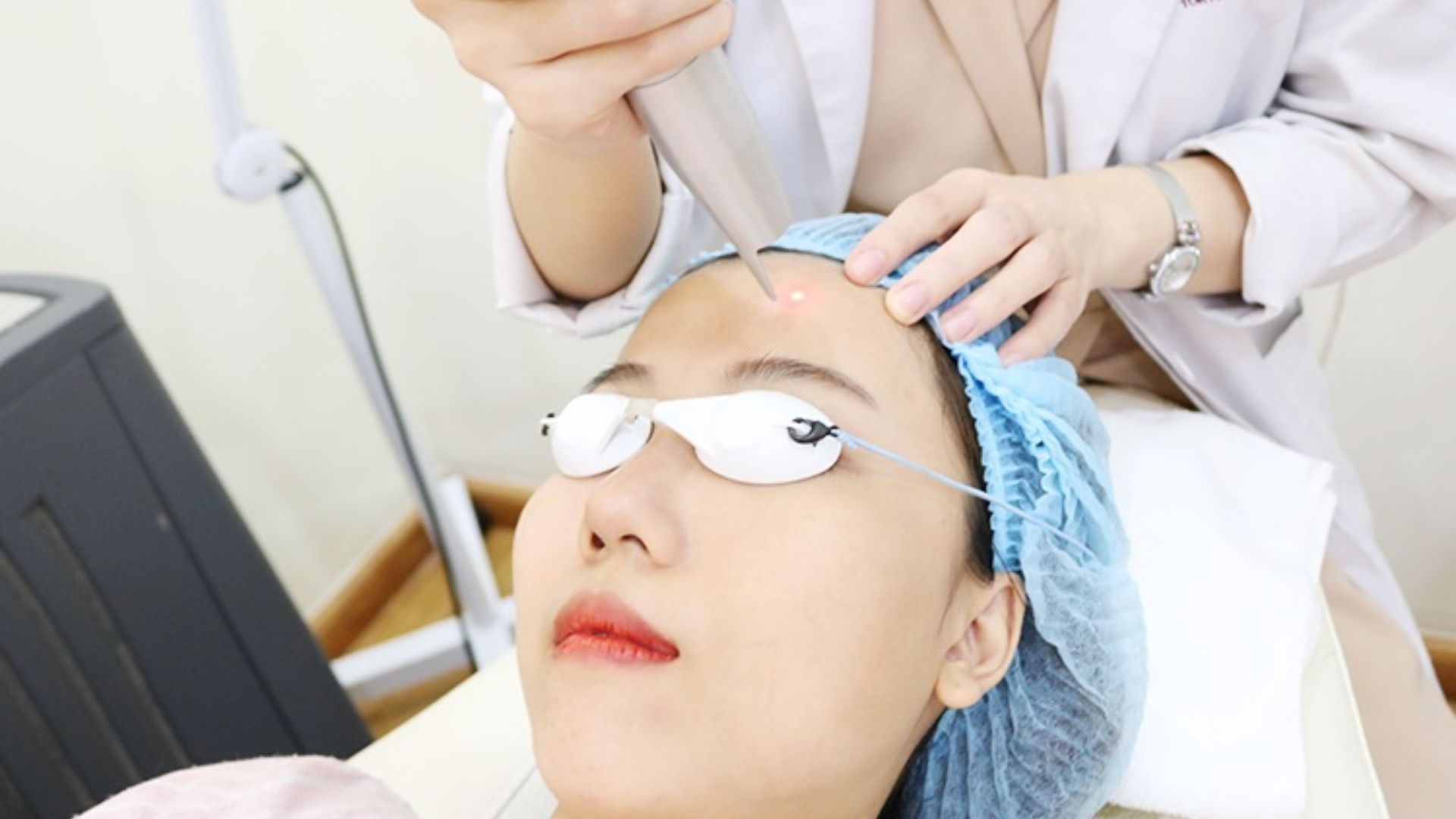 Vấn đề nám da cần sự can thiệp từ laser